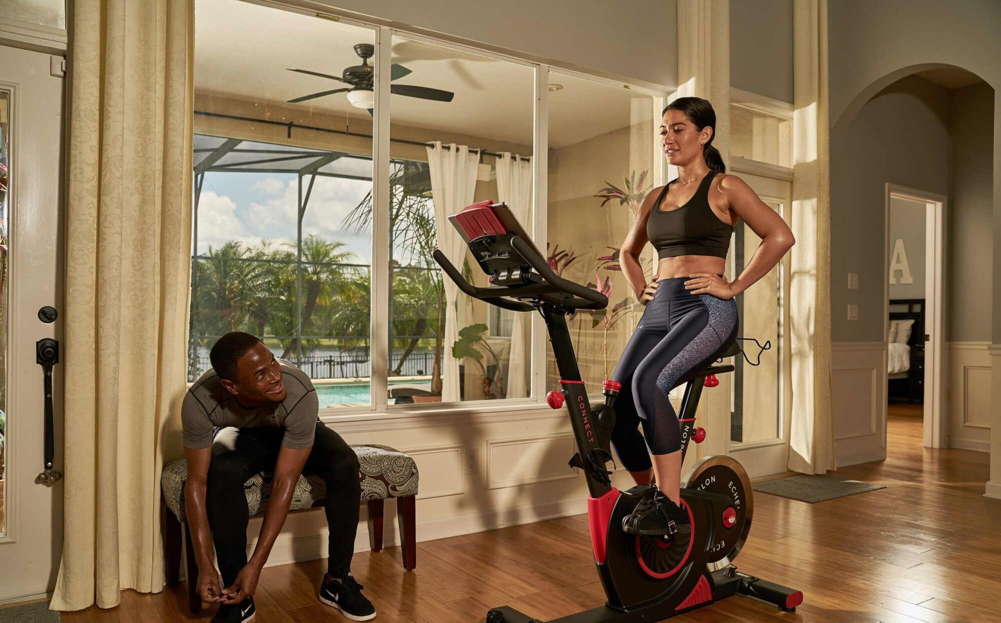 Home workouts are here to stay post-Covid