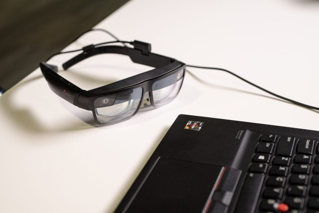 CES 2021: Lenovo launches smart glasses aimed at distributed workforce
