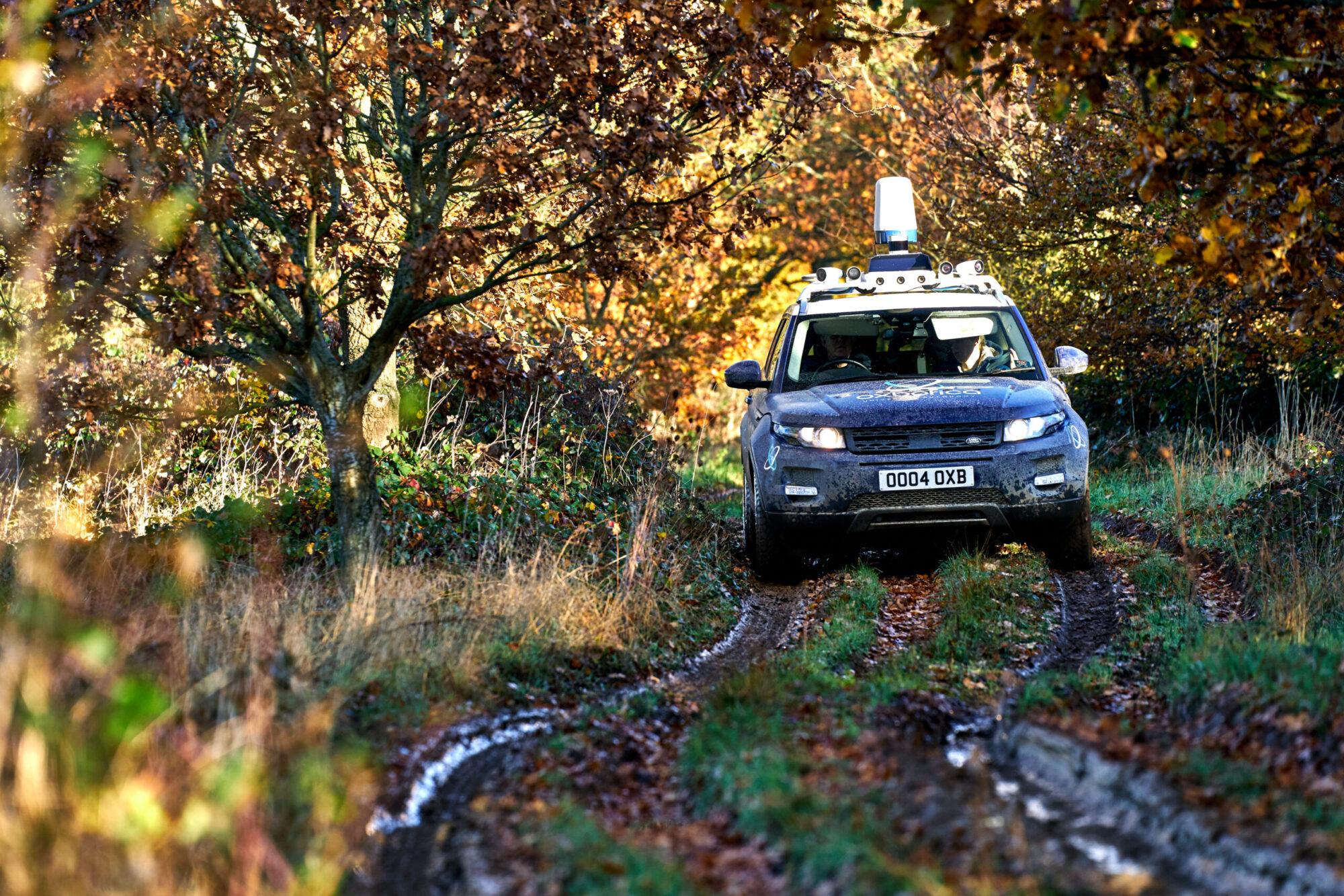 Oxbotica nets $47m to take autonomous vehicle software global
