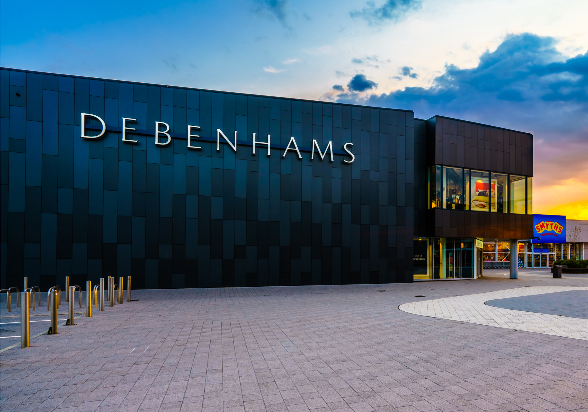 Boohoo snaps up Debenhams as ecommerce feasts on high street