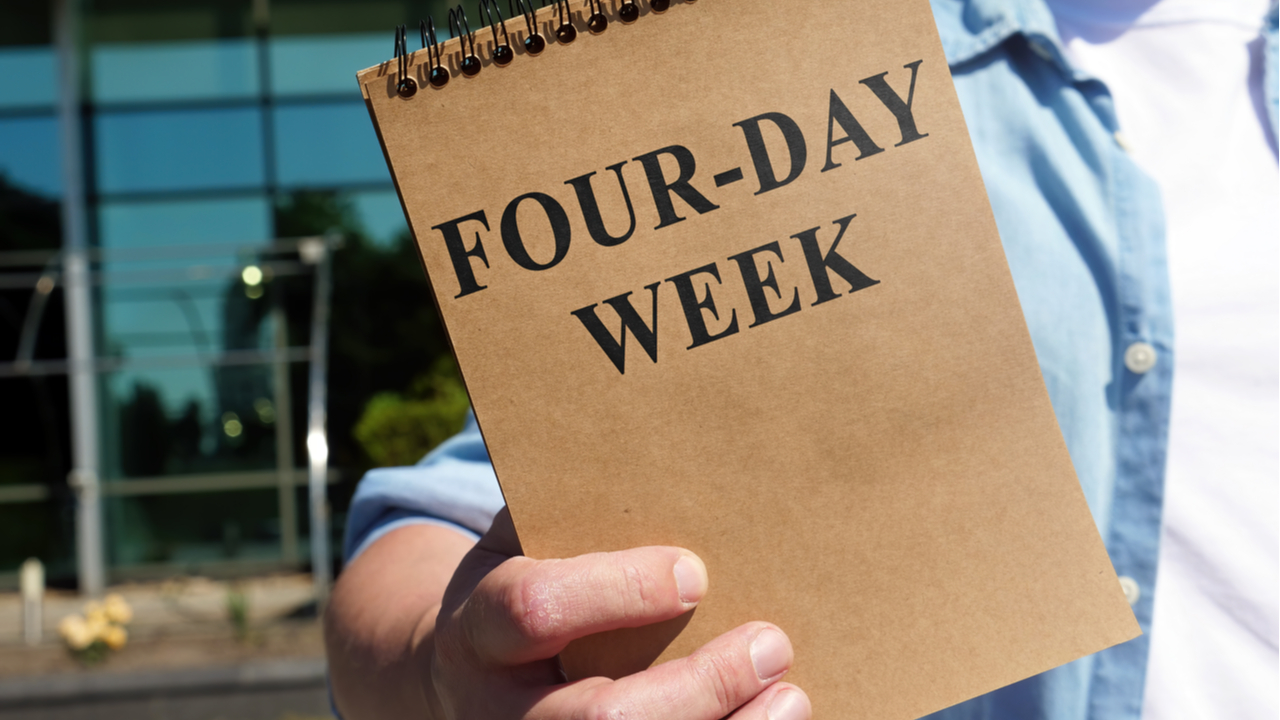 How a four-day week could help companies navigate the pandemic