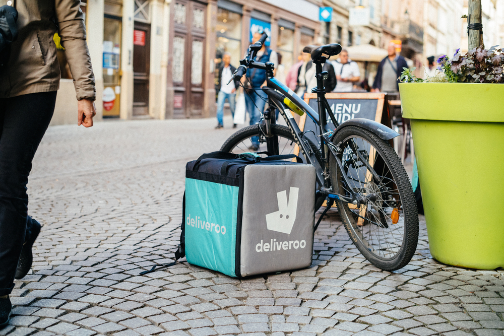 Deliveroo funding round brings startup's valuation to $7bn