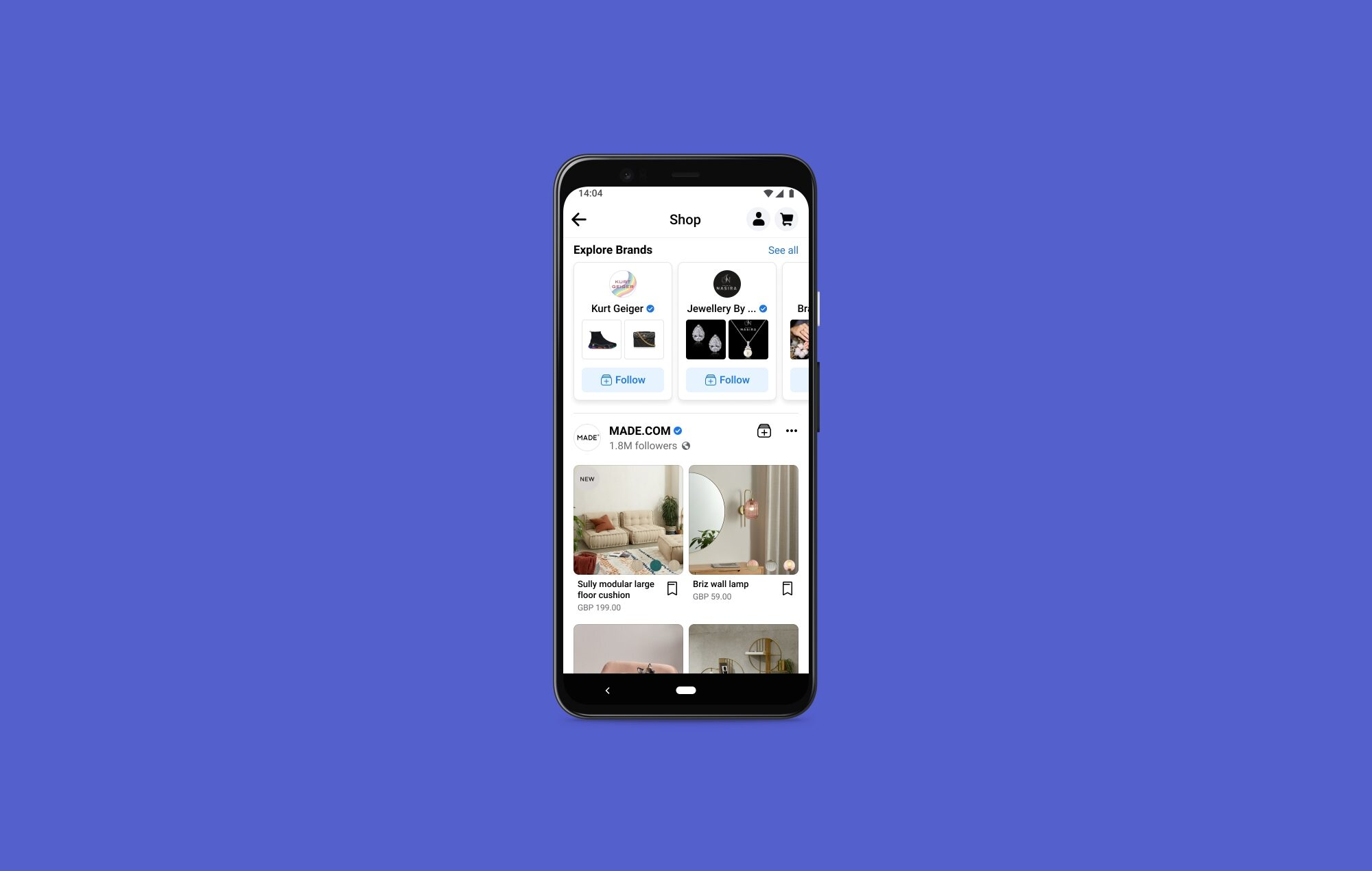 Facebook Shop launches in the UK in latest ecommerce push