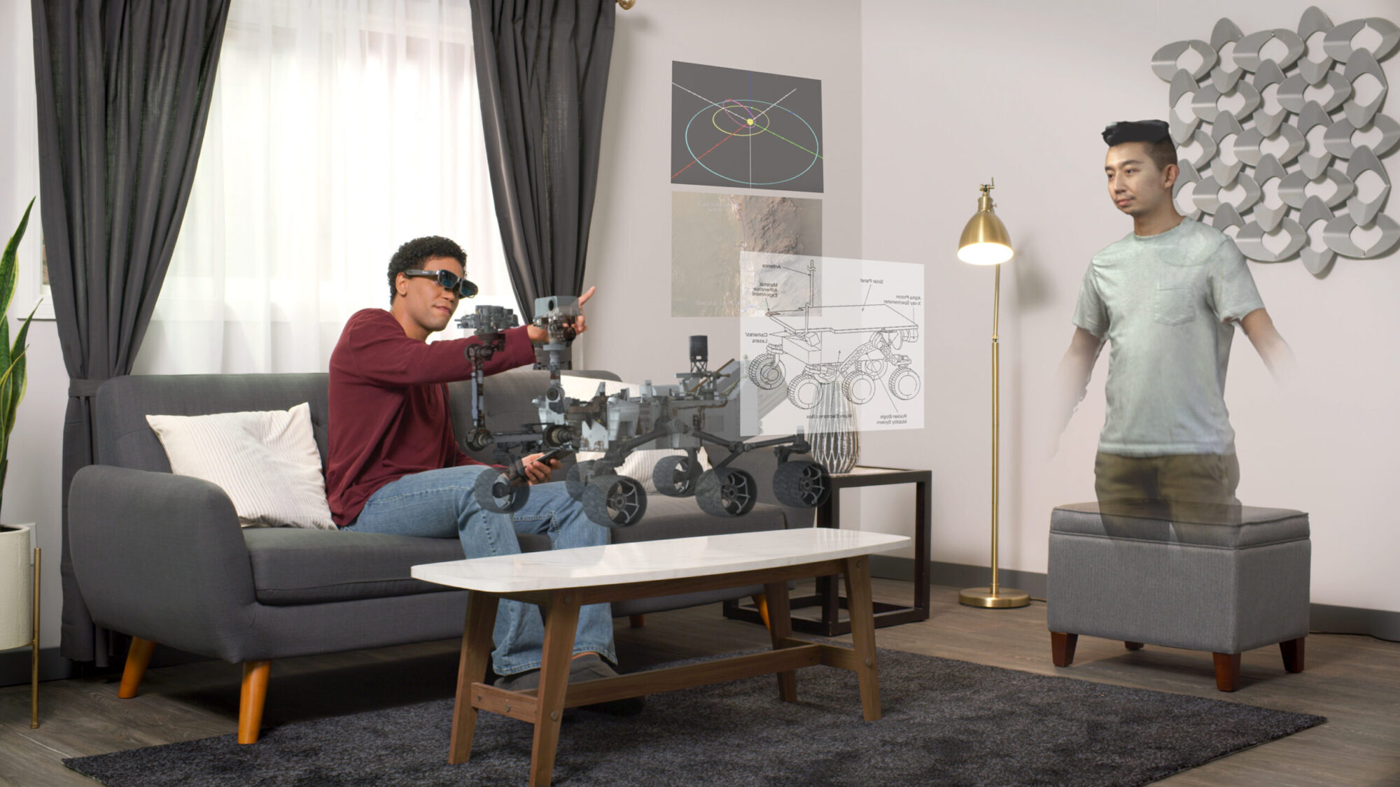 Qualcomm unveils latest augmented reality design for XR1 AR Smart Viewer