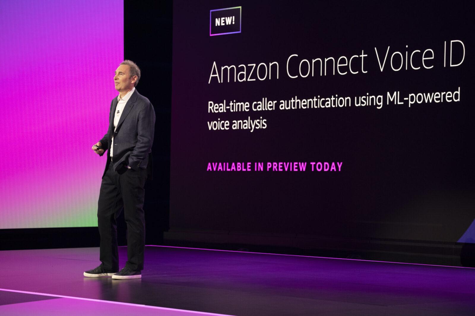 """Great move"": Amazon employees react to Andy Jassy replacing Jeff Bezos"