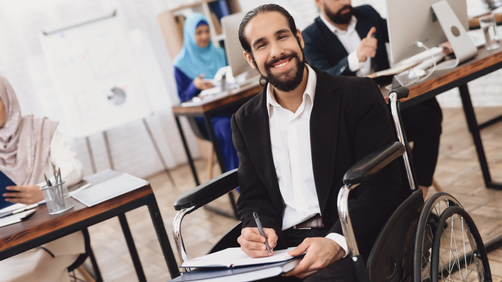 Roadmap to Abu Dhabi: Access to talent