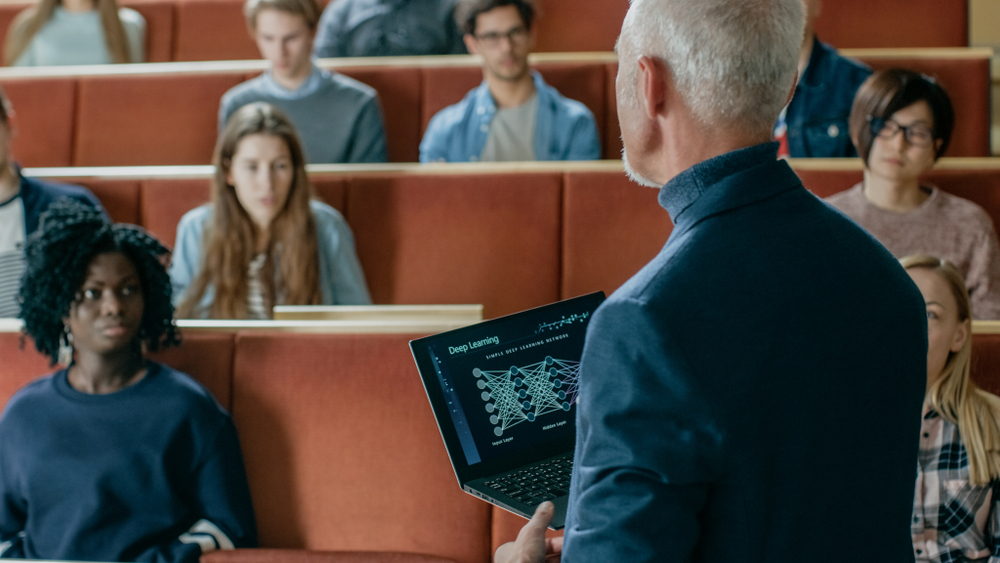 Admissions to AI university courses soar by 400%