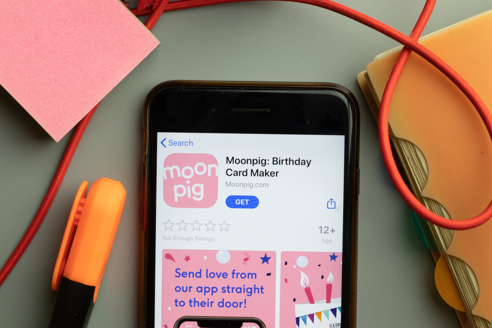 Moonpig IPO: Shares in online card firm surge by 25% after London float