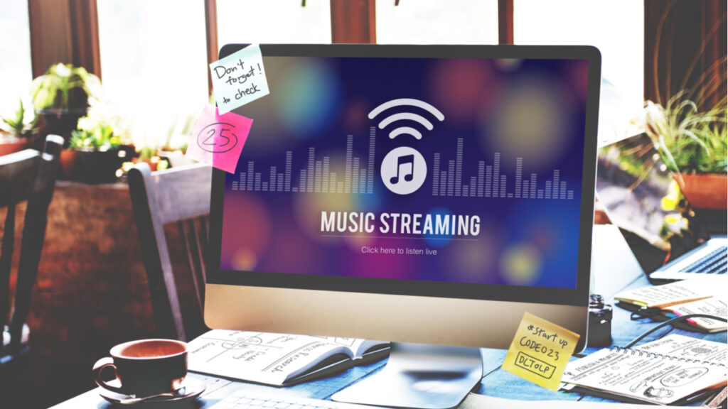 Fake streams facing a crackdown over online numbers manipulation