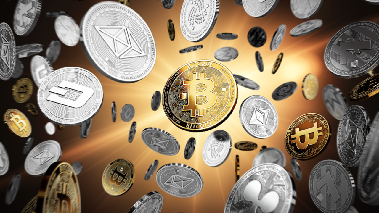 Cryptocurrency prices soar amid business interest and increased retail trading
