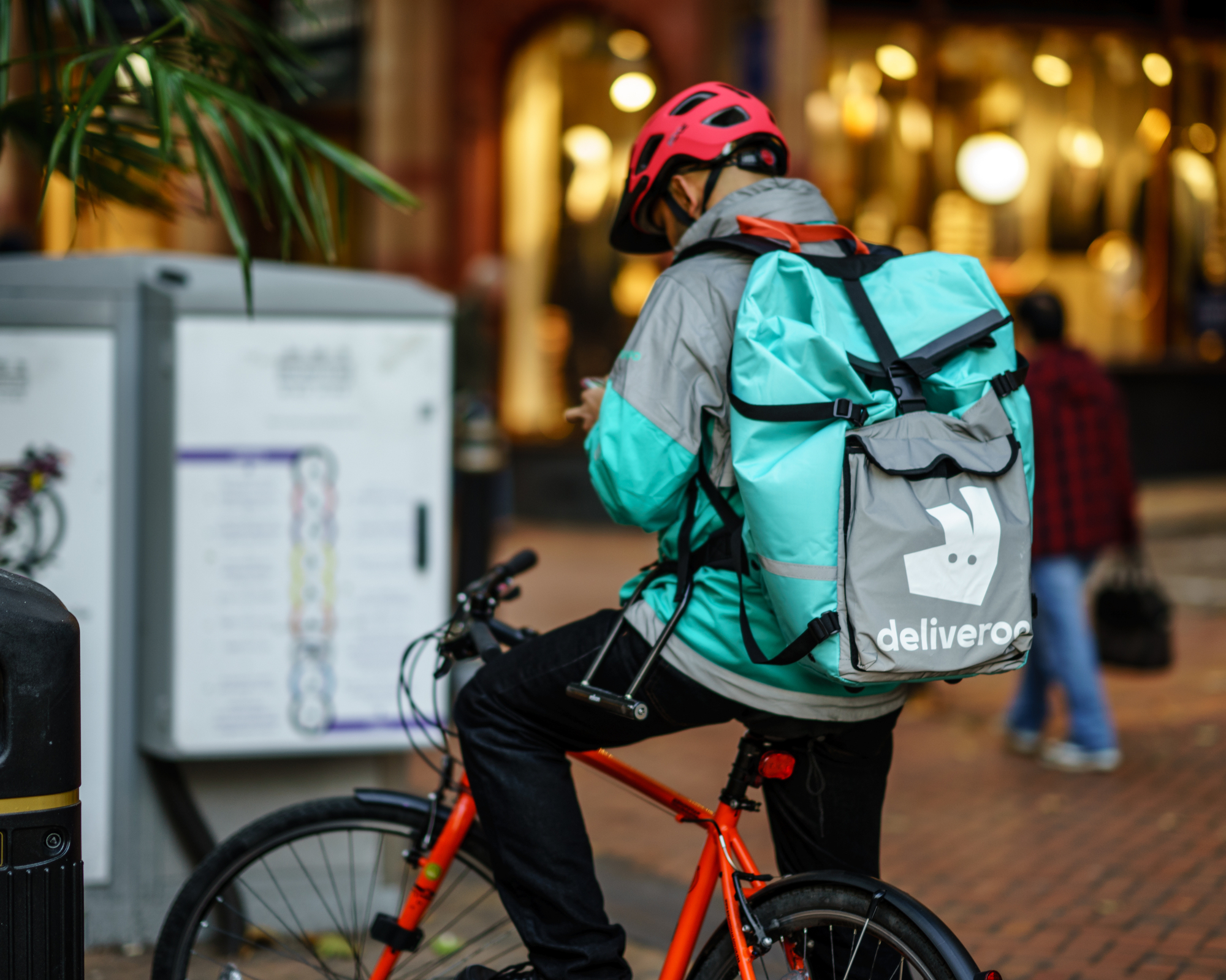 Deliveroo salivates at prospect of £8.8bn IPO valuation