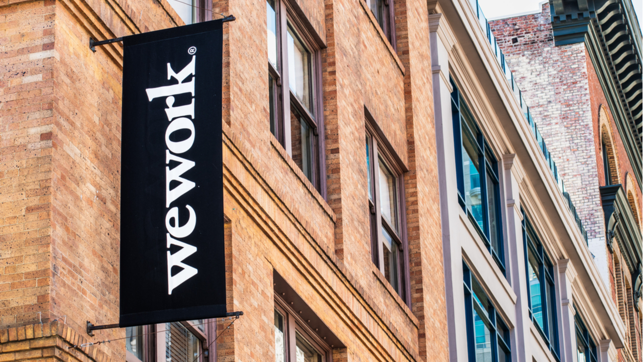 WeWork isn't working, wants to go public anyway (again)