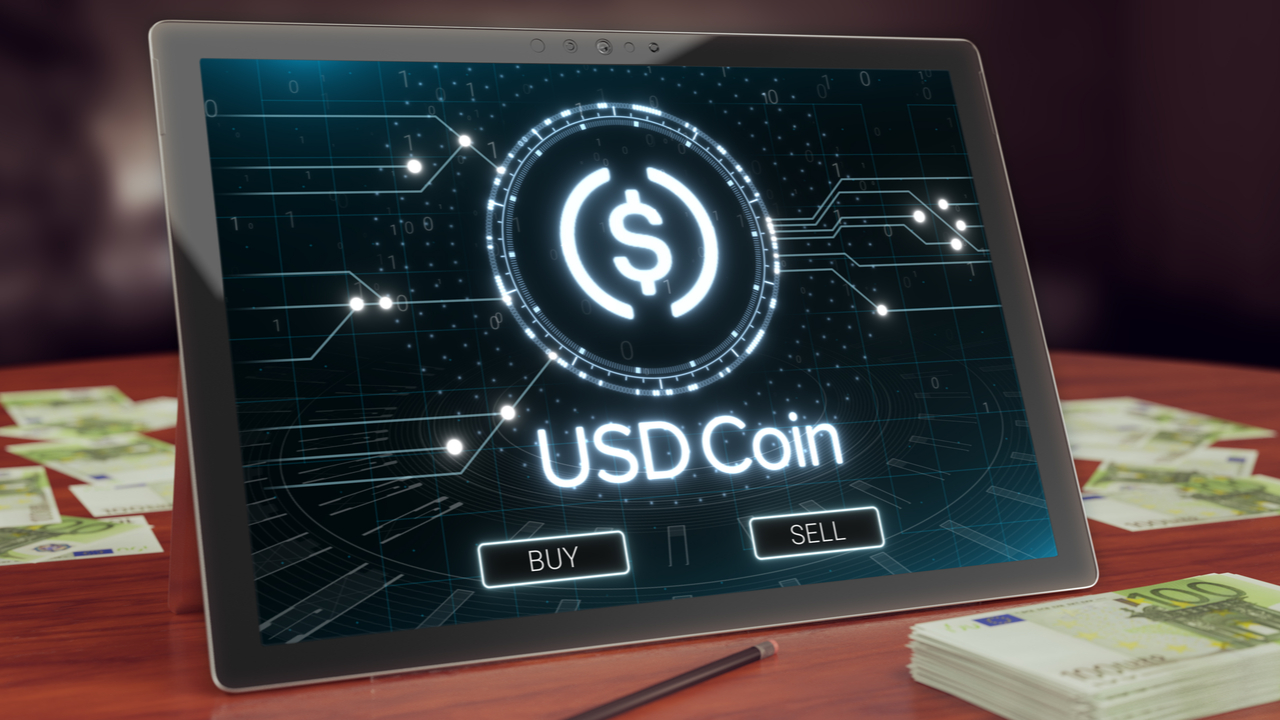 Visa to start settling payments using a stablecoin backed by the US dollar