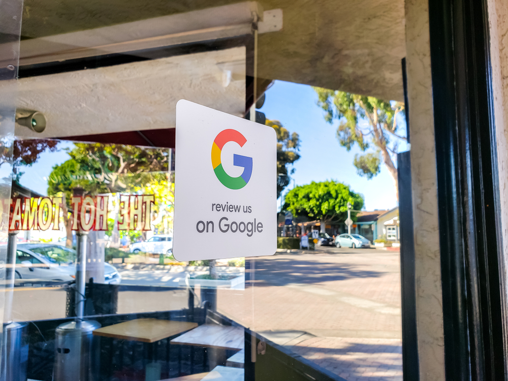Fake Google reviews get one star from Which?