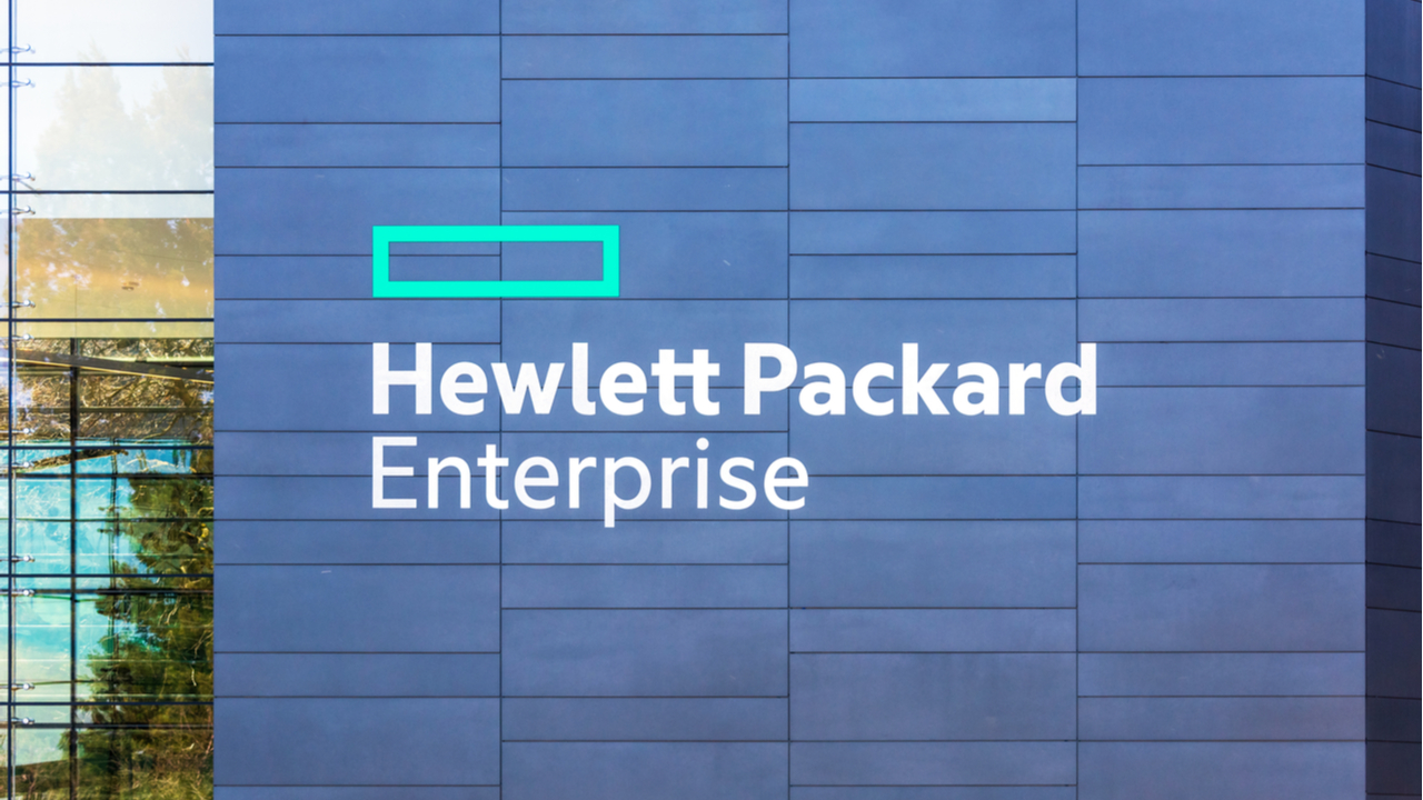 HPE finds pot of gold at the cloud edge