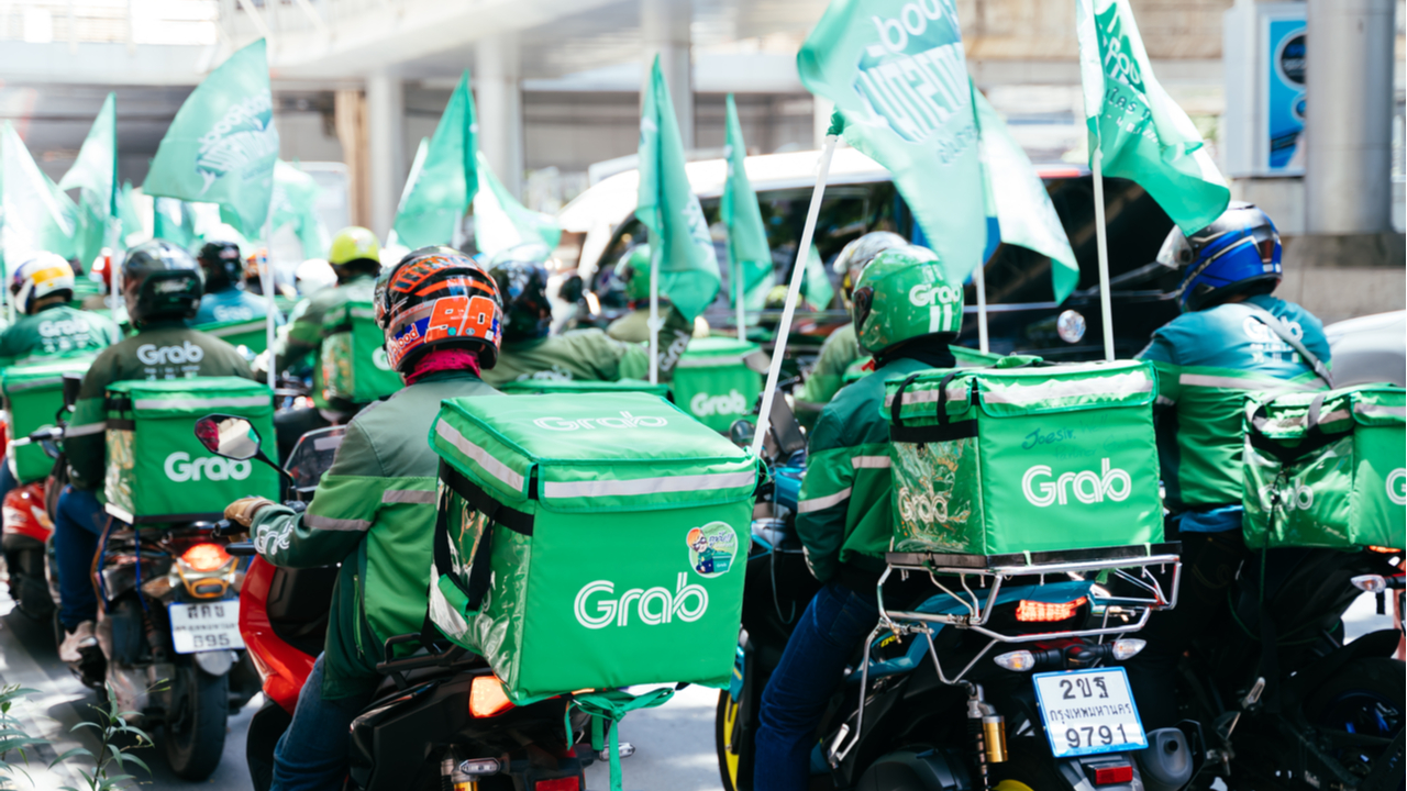 Grab listing via SPAC can address challenge from rival Gojek