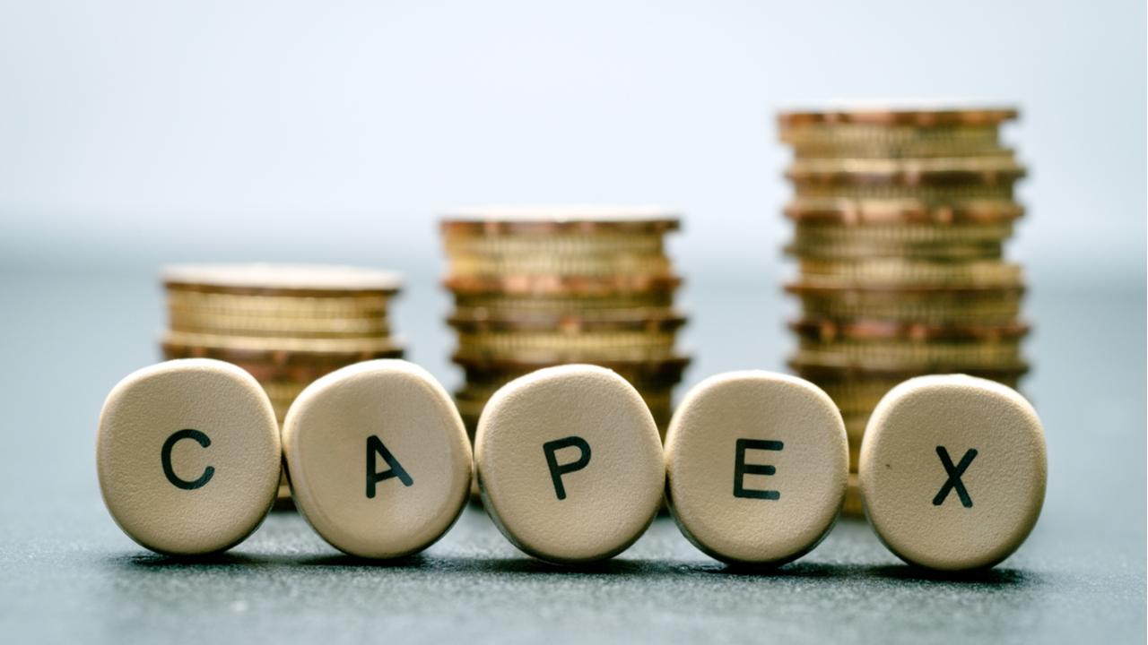 Chi phívốn CAPEX là gì? Điều bạn cần biết