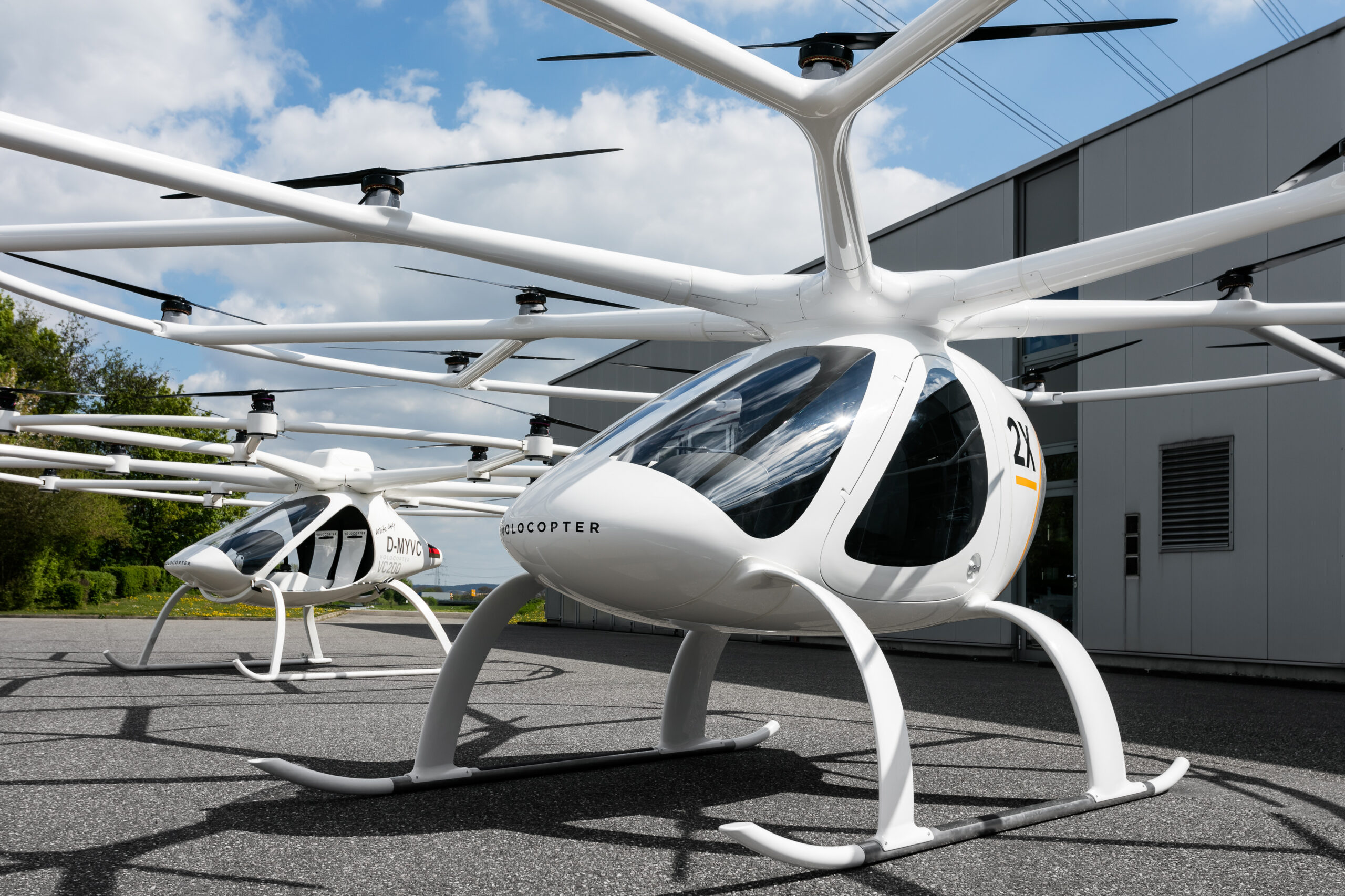 Volocopter loads aboard €200m, readies for 2023 takeoff