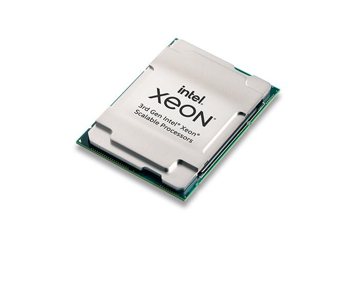 """Intel unwraps its new """"10nm"""" Ice Lake Xeon silicon"""