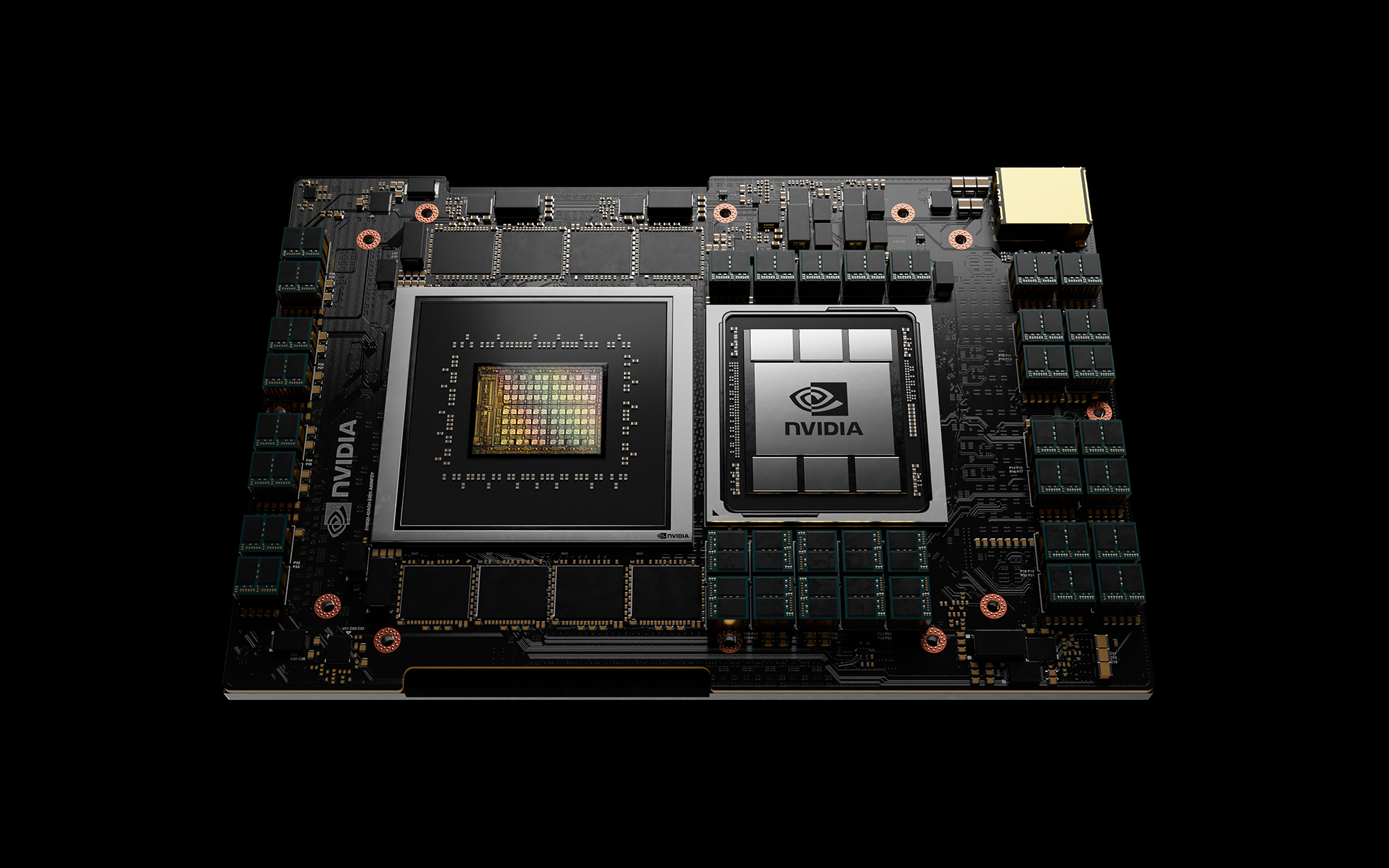 Nvidia bets on continued AI summer with new Grace processor and car chip