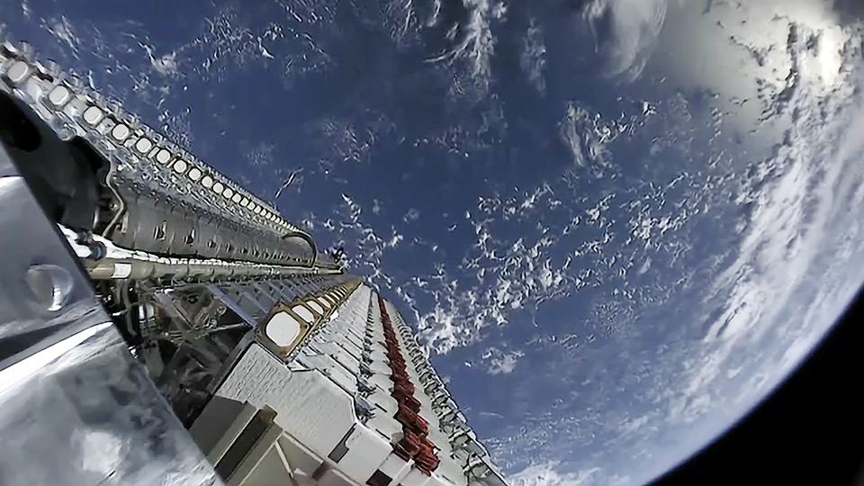 Starlink, low-orbit broadband and how it could change the world