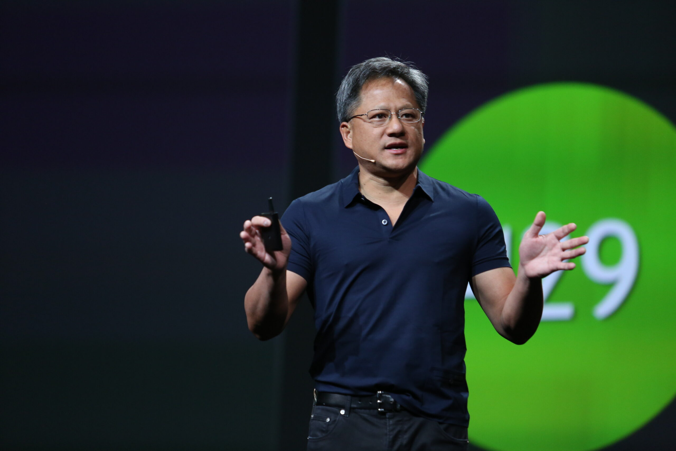Cars should use fewer but more capable chips, says Nvidia CEO