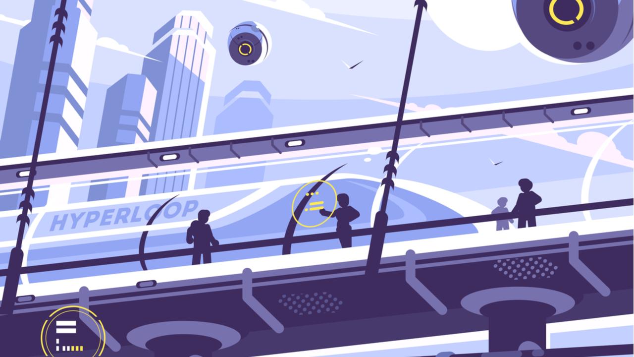 Twitter round-up: Jean-Baptiste Lefevre on hyperloop becoming the fastest form of transport top tweet in Q1 2021