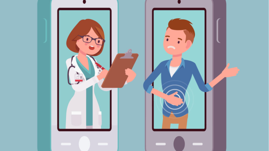 Virtual care via BlueJeans Telehealth echoes in-person appointments