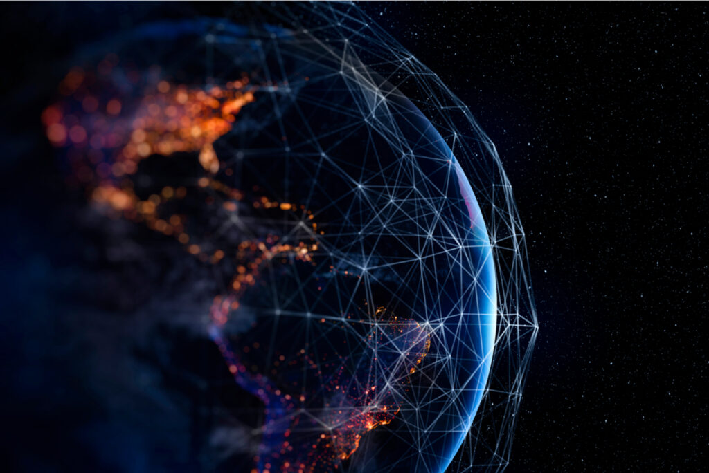 Eutelsat buys $550m stake in Starlink rival OneWeb