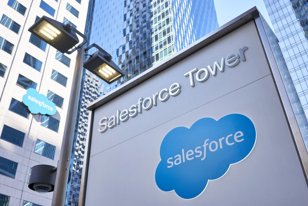 Got the jab? Welcome back to the office, Salesforce says