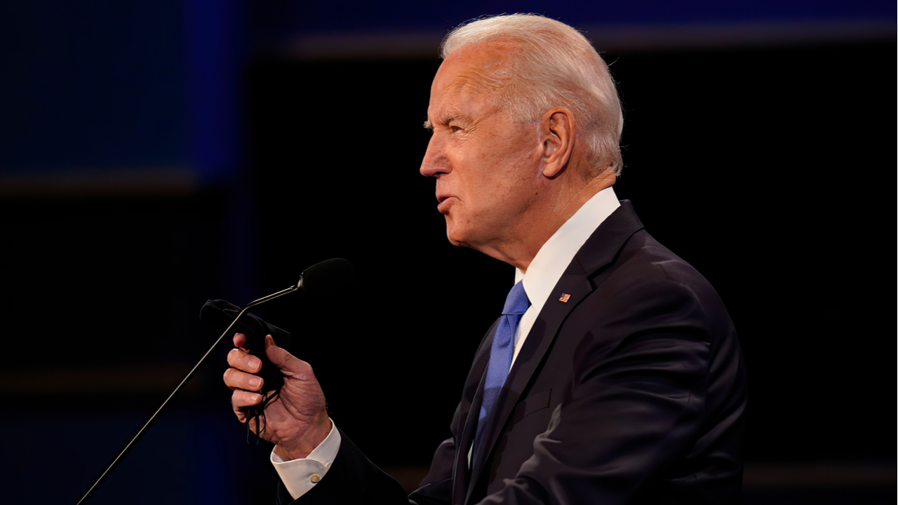 Biden pushes for new world order in bid to actually collect tax from Big Tech