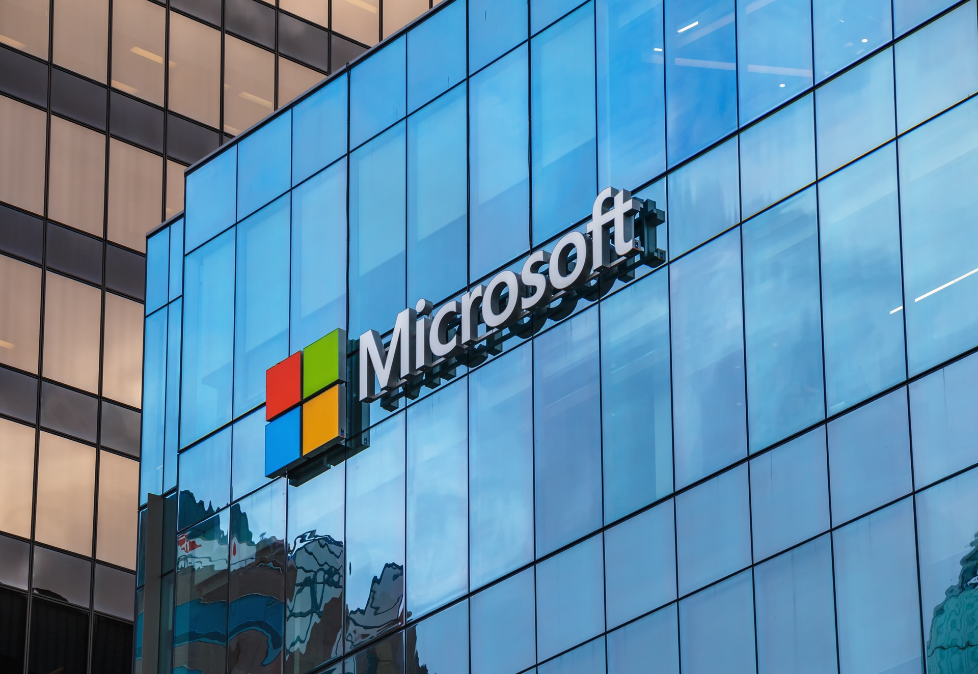 Traders fearing the end of the Covid tech boom spoil Microsoft's party