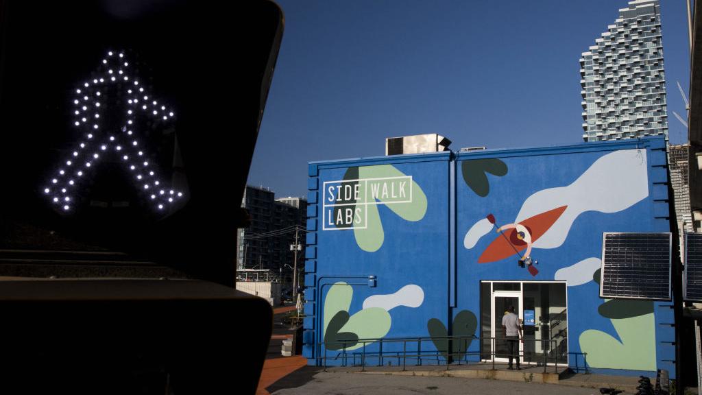 Getting the green light: Big Tech's smart city power grab