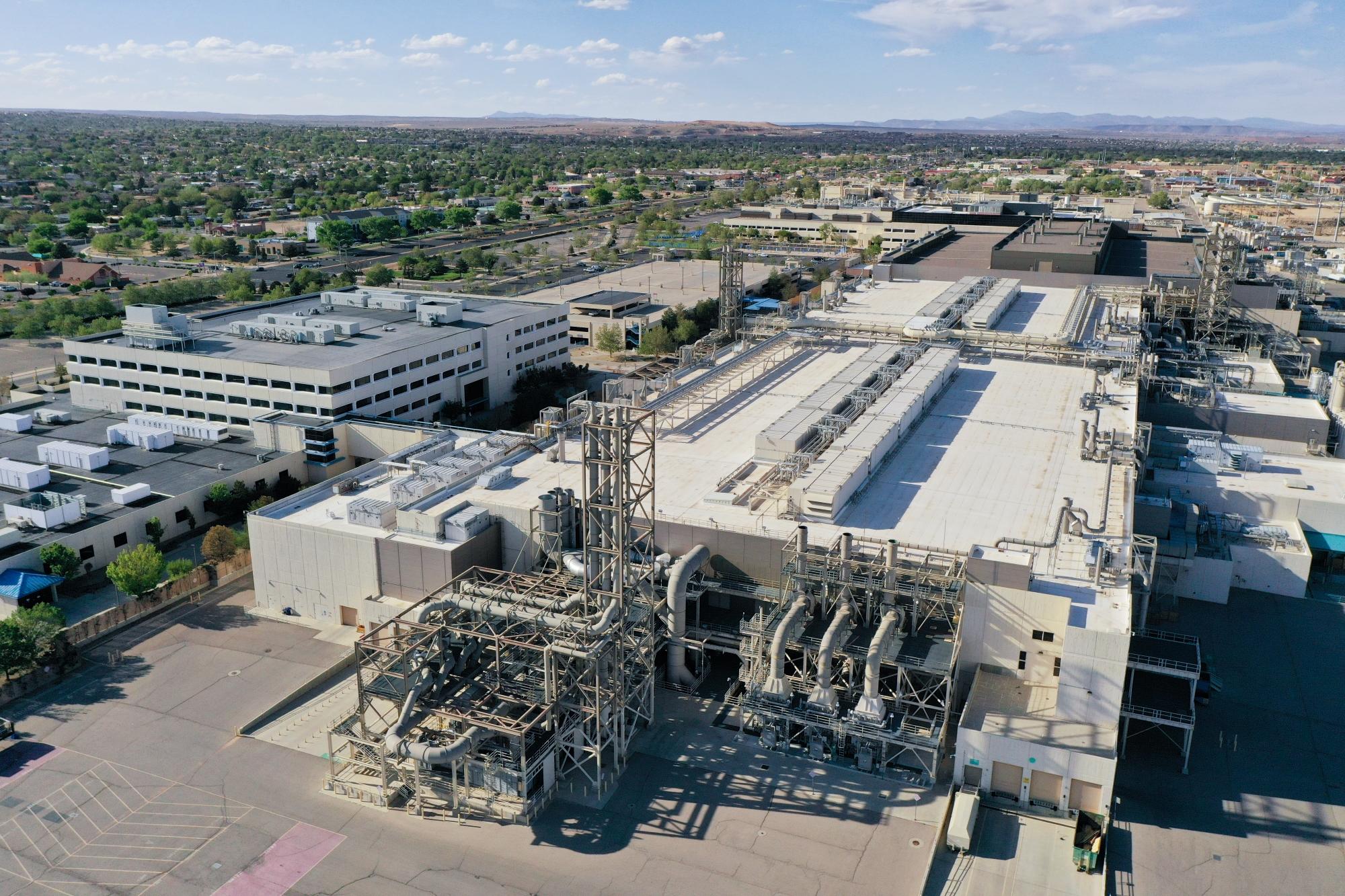 Intel New Mexico plant gets $3.5bn upgrade amid chip shortage