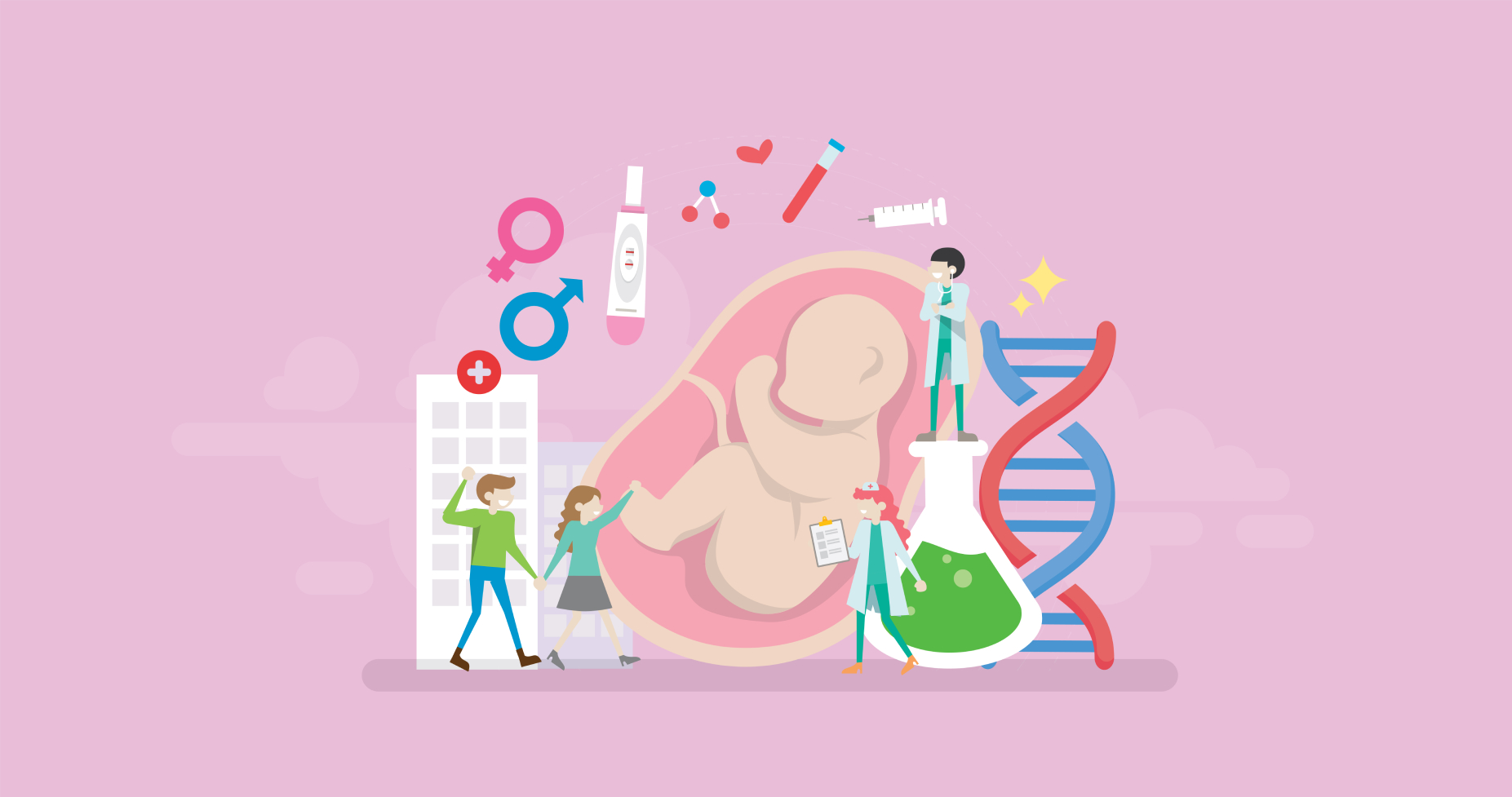 Using artificial intelligence to inform IVF