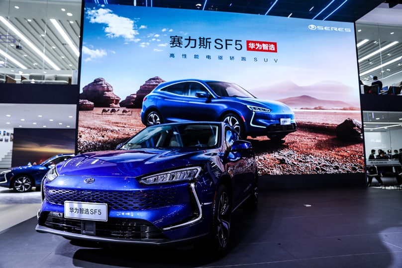 Our new EV buyers will drive Huawei on time, insists Chinese giant