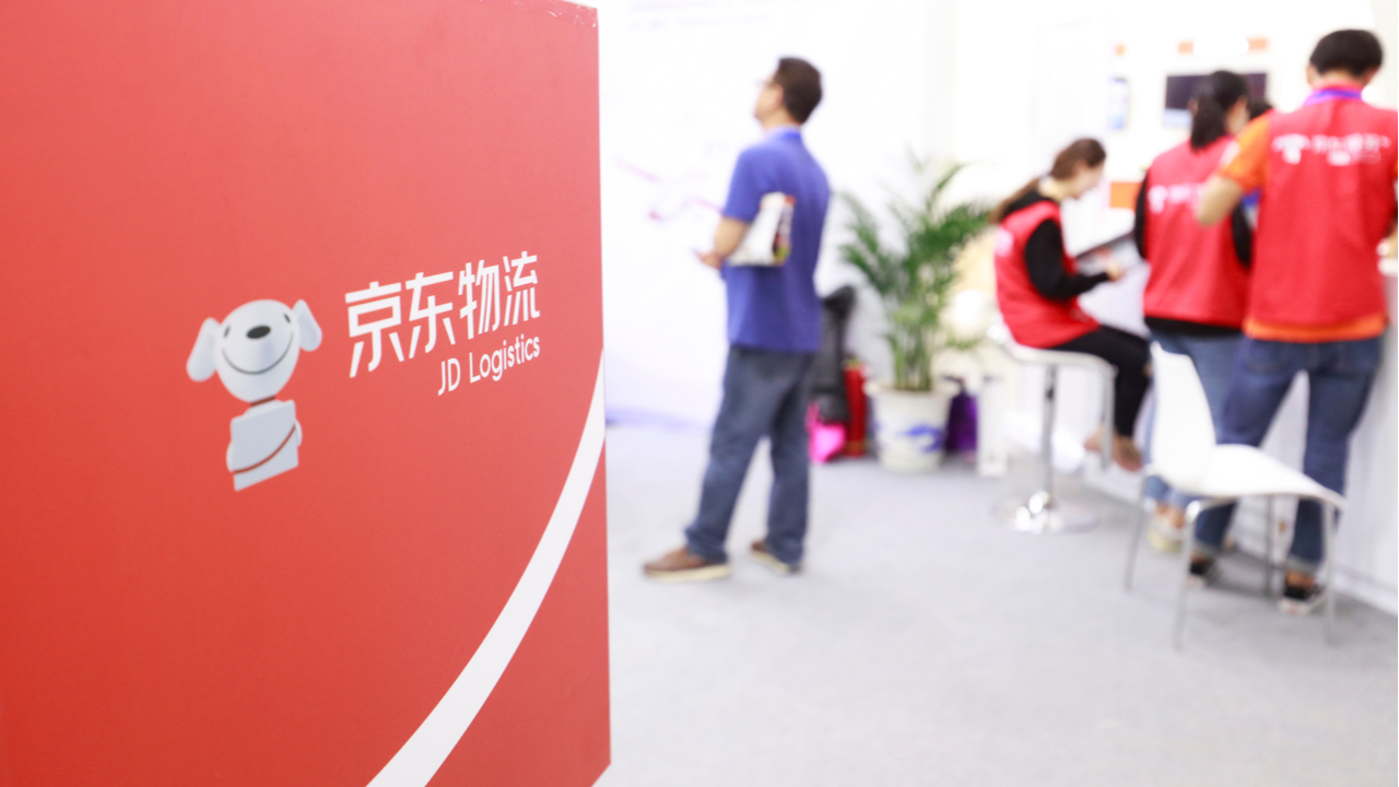 Your IPO is out for delivery: JD Logistics readies for $3.4bn Hong Kong debut
