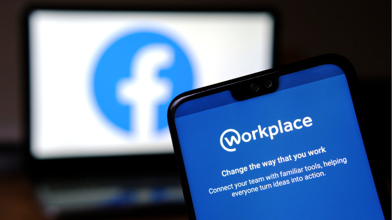 Facebook's Workplace software tool means business