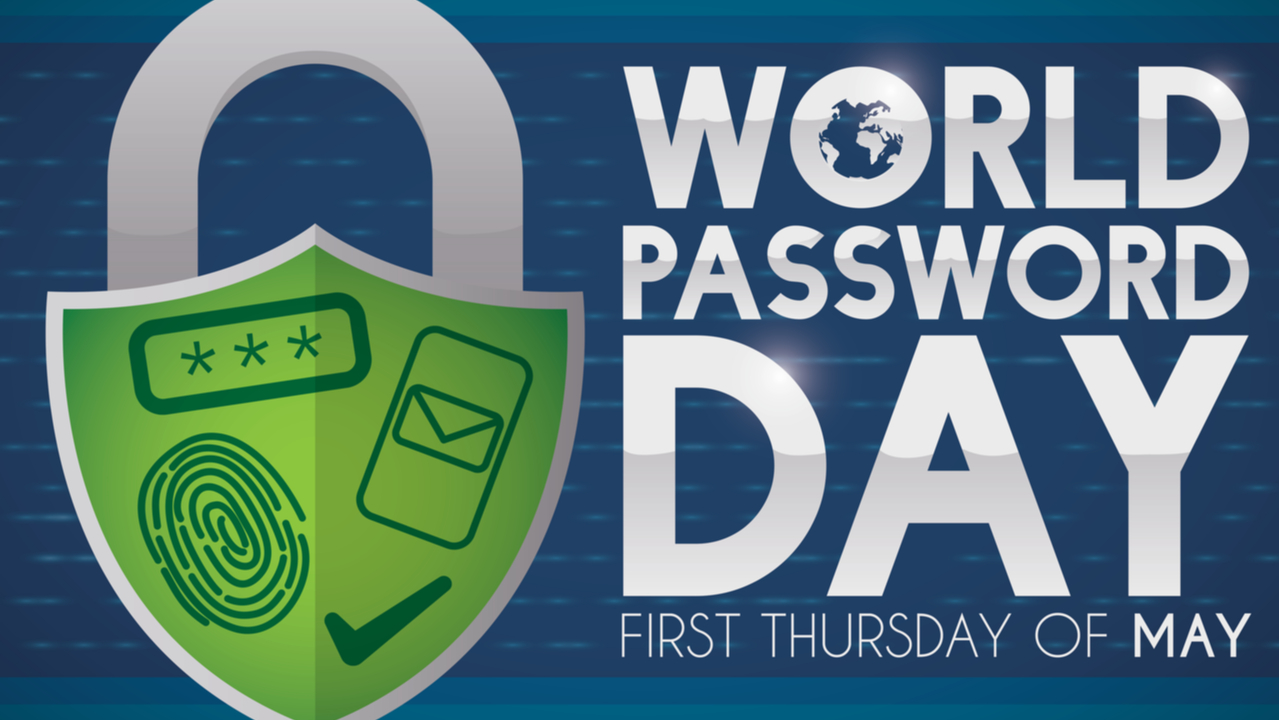 It's World Password Day – time for a reset!