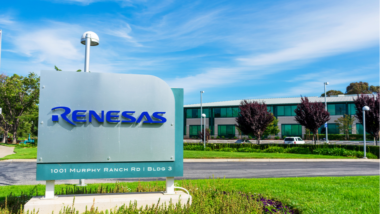 Renesas raises $2bn in share issue to fund Dialog Semiconductor buy