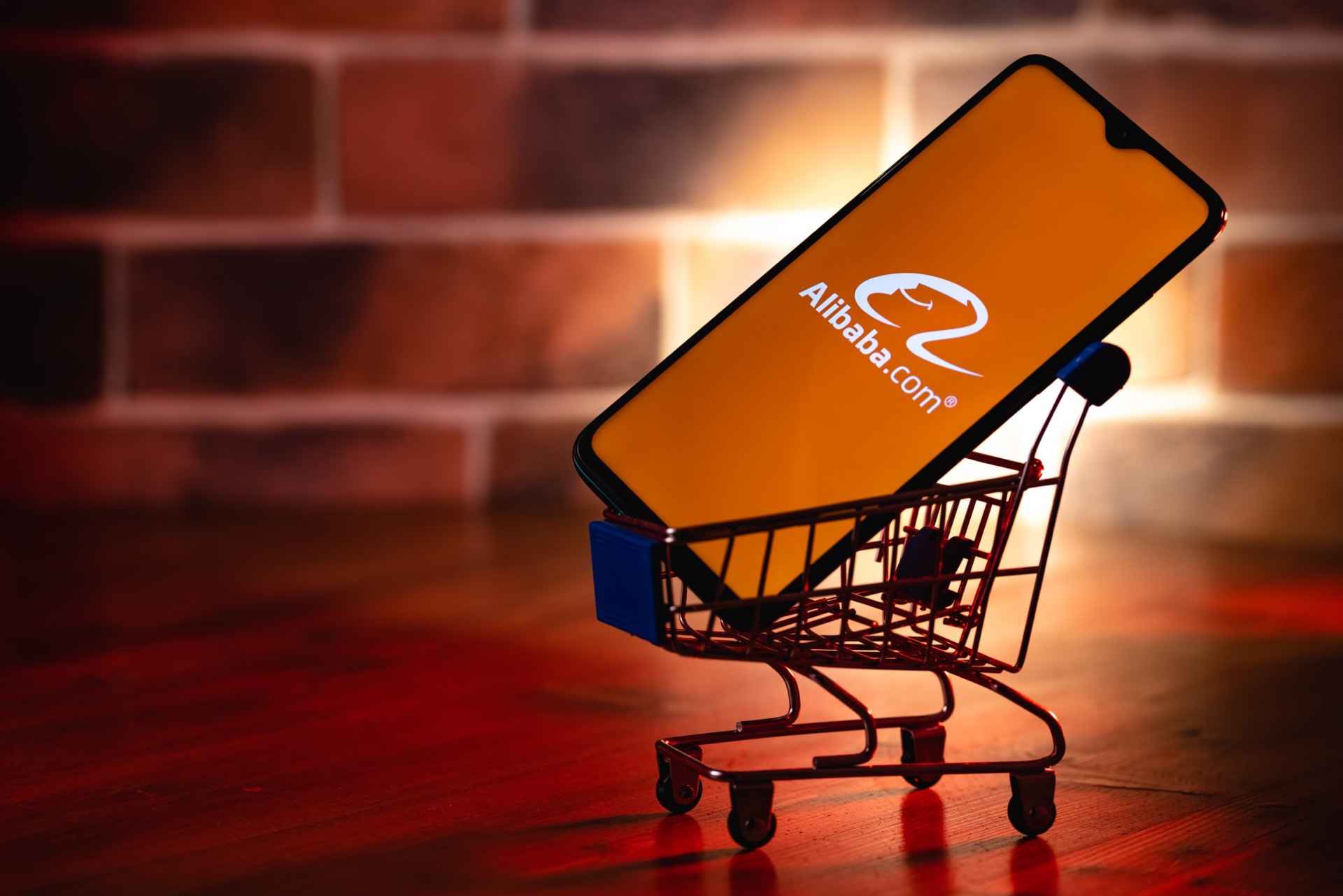 Alibaba in the red after suffering $2.8bn antitrust fine