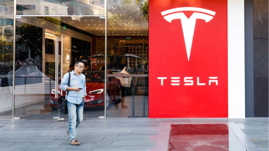 Tesla gives China's new data security proposal a big like