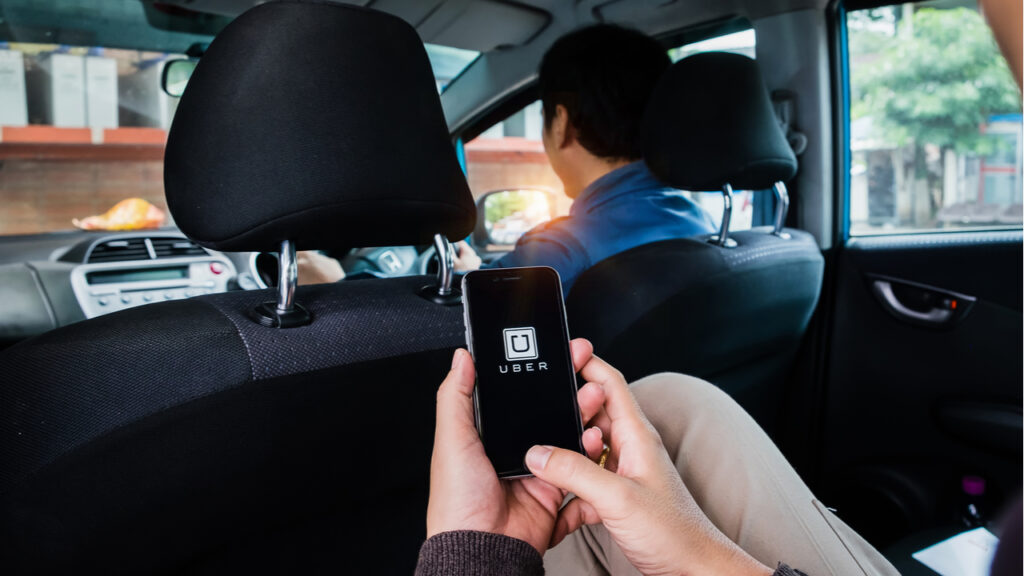 Hefty $600m fare for Uber's ride out of UK gig economy