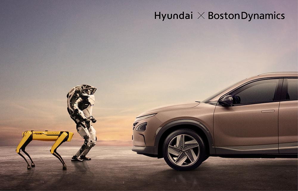 Off the leash: Hyundai buys robot dog developer Boston Dynamics