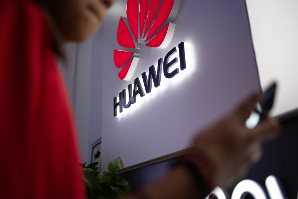 Huawei literally makes harmony with Universal Music partnership