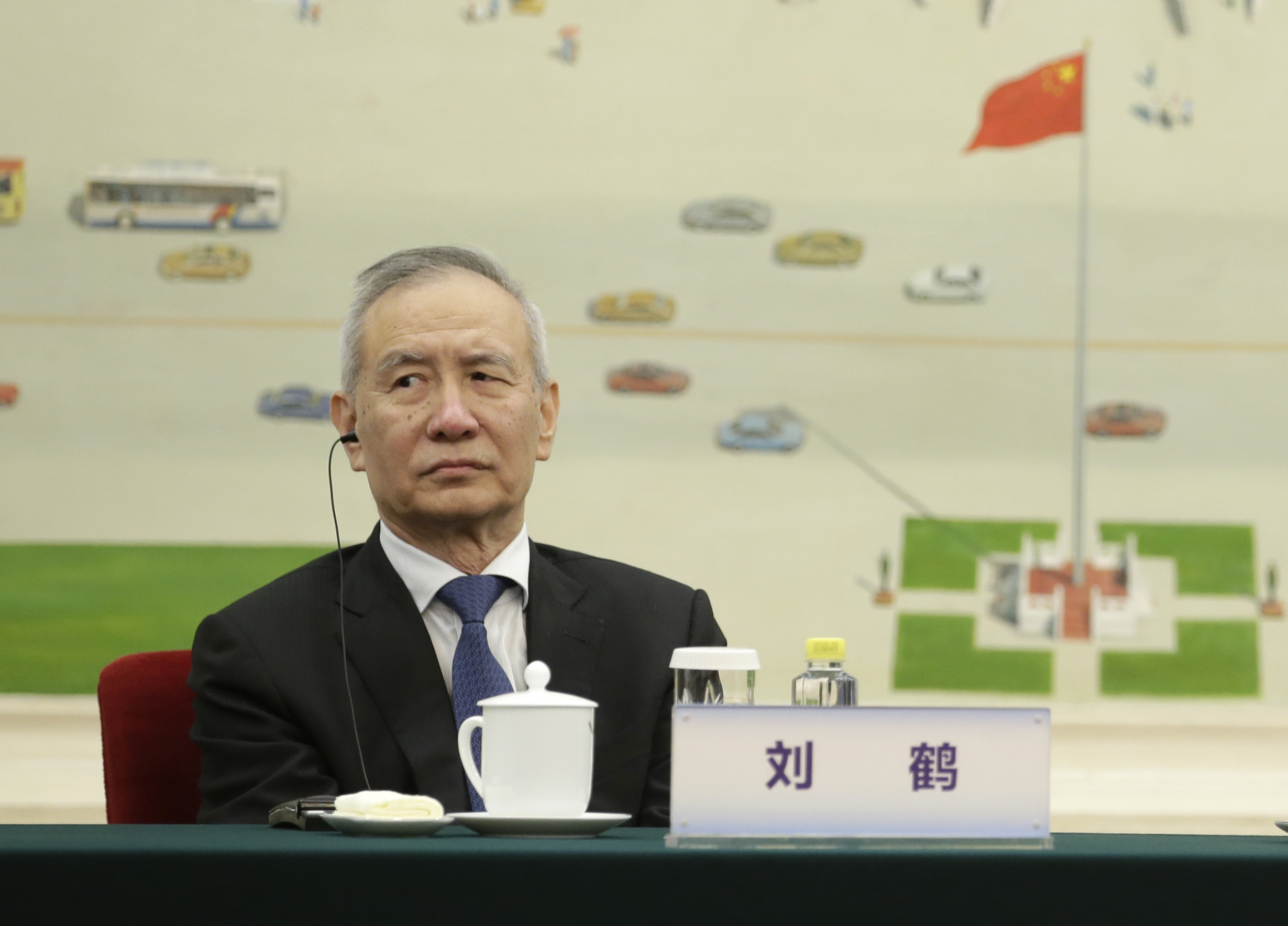 China's Vice-Premier Liu He appointed 'chip czar' to lead semiconductor self-sufficiency