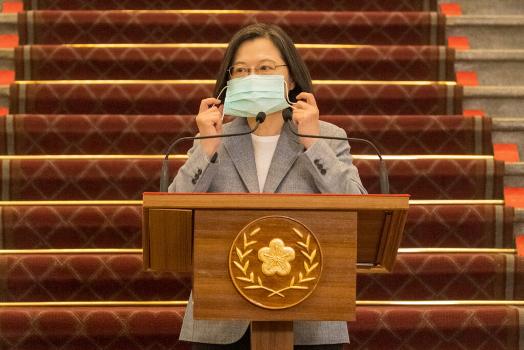 TSMC and Foxconn chip in on Taiwan's Covid-19 vaccine negotiations