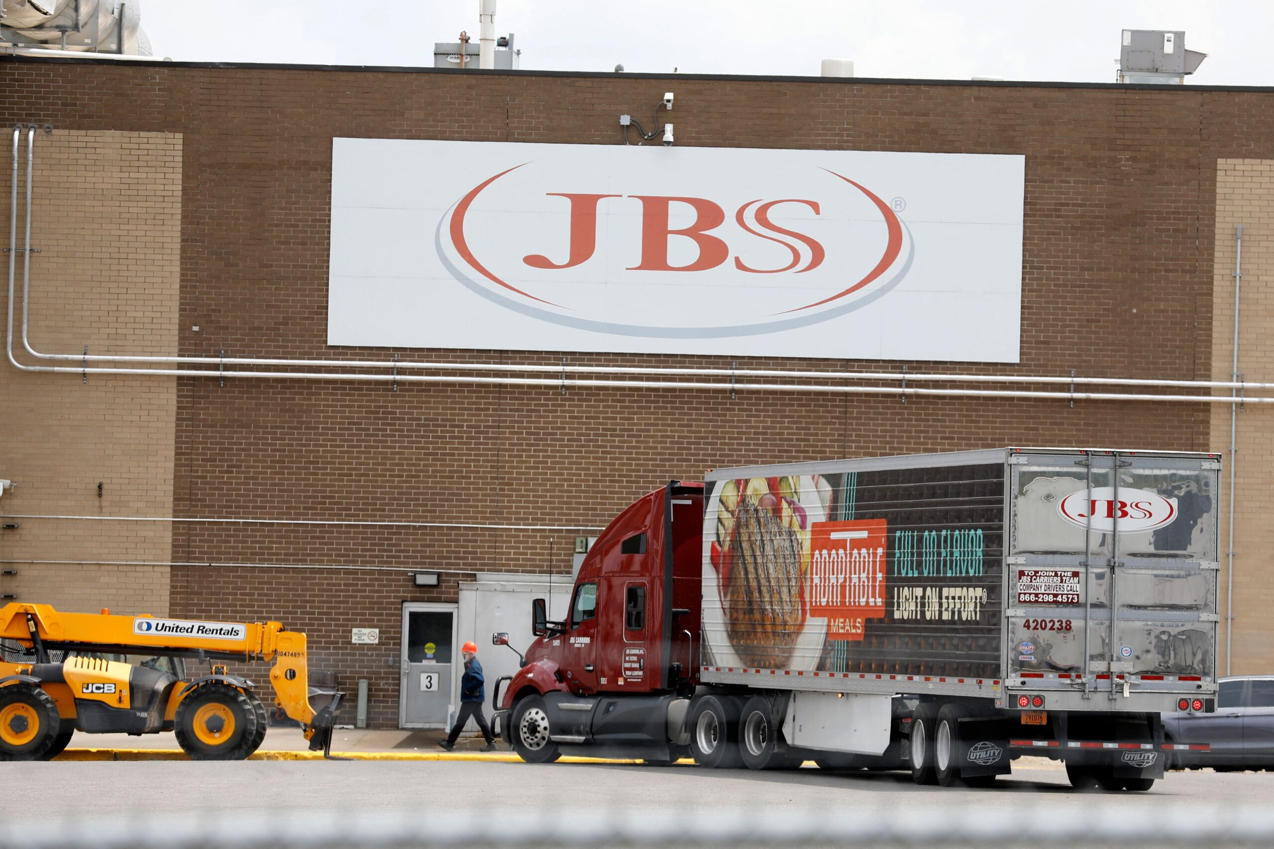 Ransomware gang carves $11m payment from JBS