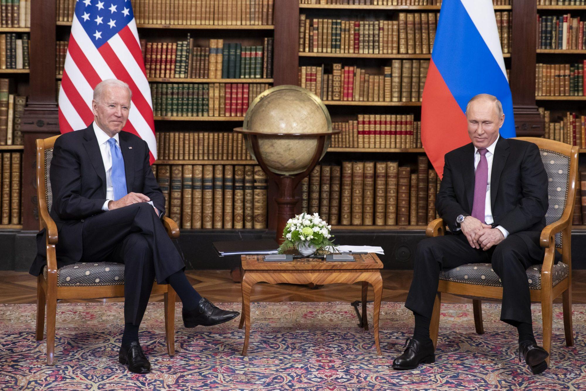 Critical cyber targets: You can't touch this (again), Biden tells Putin
