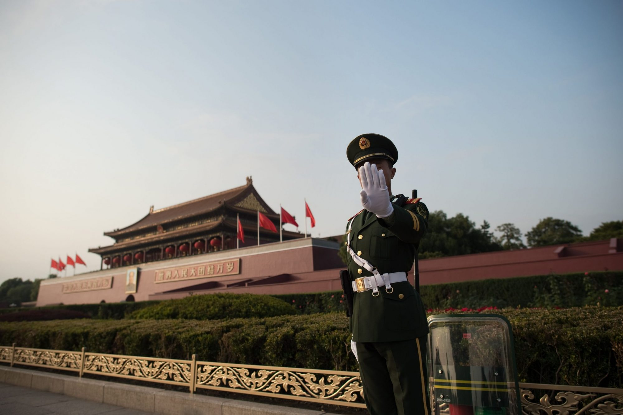 Beijing bites back and passes laws to counter foreign sanctions